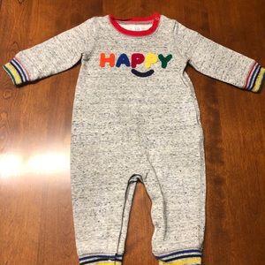 GAP Rainbow Happy Onsie one piece Playsuit